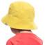 Houdini Kids Liquid Sun Hat Yellow Jasper/White Tip